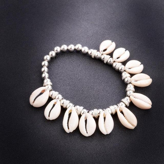 Women's Cowrie Shell Anklet 3