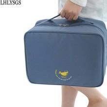 20c1a3edd608 LHLYSGS Brand Women Fashion Large Capacity Sportsing Travel Bag Hand Luggage  Bag Men Baggage Suitcase Trolley Bag Travel Handbag