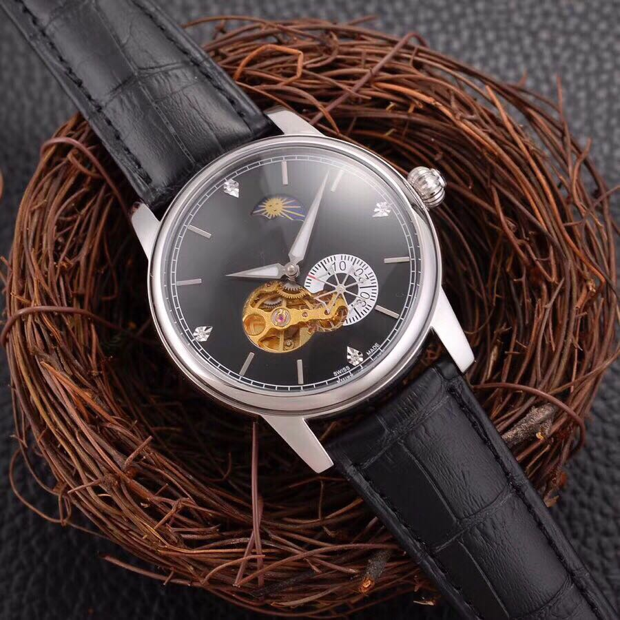 WC0828 Mens Watches Top Brand Runway Luxury European Design Automatic Mechanical Watch