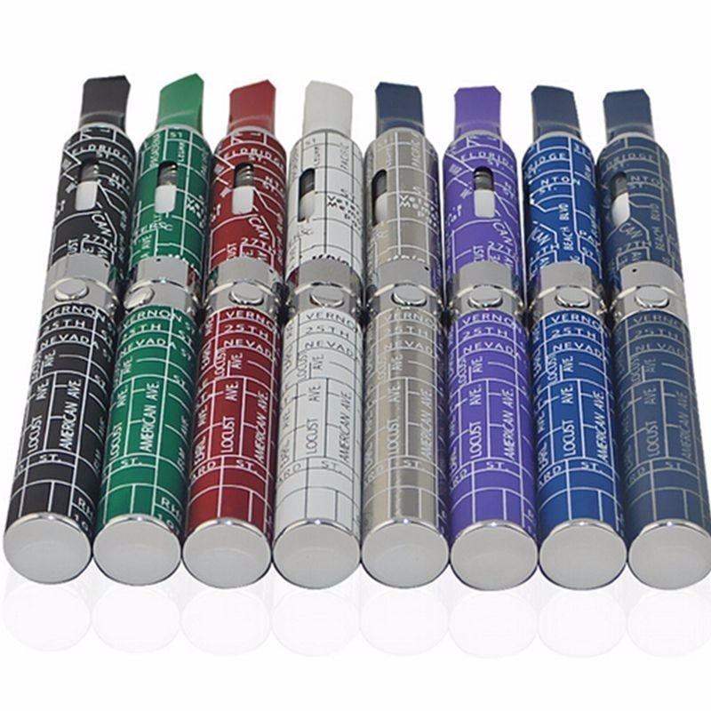 snoop dogg burning dry Herb vaporizer herbal vaporizer g pen gift box case  e cigarette Hot sale cheap electronic cigarette kit-in Electronic Cigarette