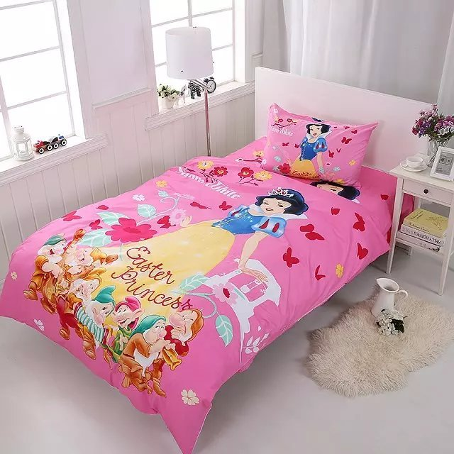 3D Bedding Set Minecraft Creeper Kids Bed Set Twin Full Queen Size 2/3pcs Duvet Cover Pillow Sham Free to hello kitty 3