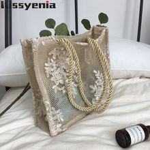 Kissyenia INS Hot Brand Women Bags Bohemia Beach Shoulder