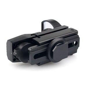 Image 5 - Svbony mira telescópica de rifle, escopo ótico holográfico de ponto vermelho para caça, acessórios táticos f9128
