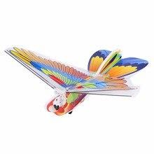 Пульт дистанционного Управление животного игрушки RC птица в RC воздух самолеты животного летящая птица RC игрушки Drone Electrict птица подарок для детей