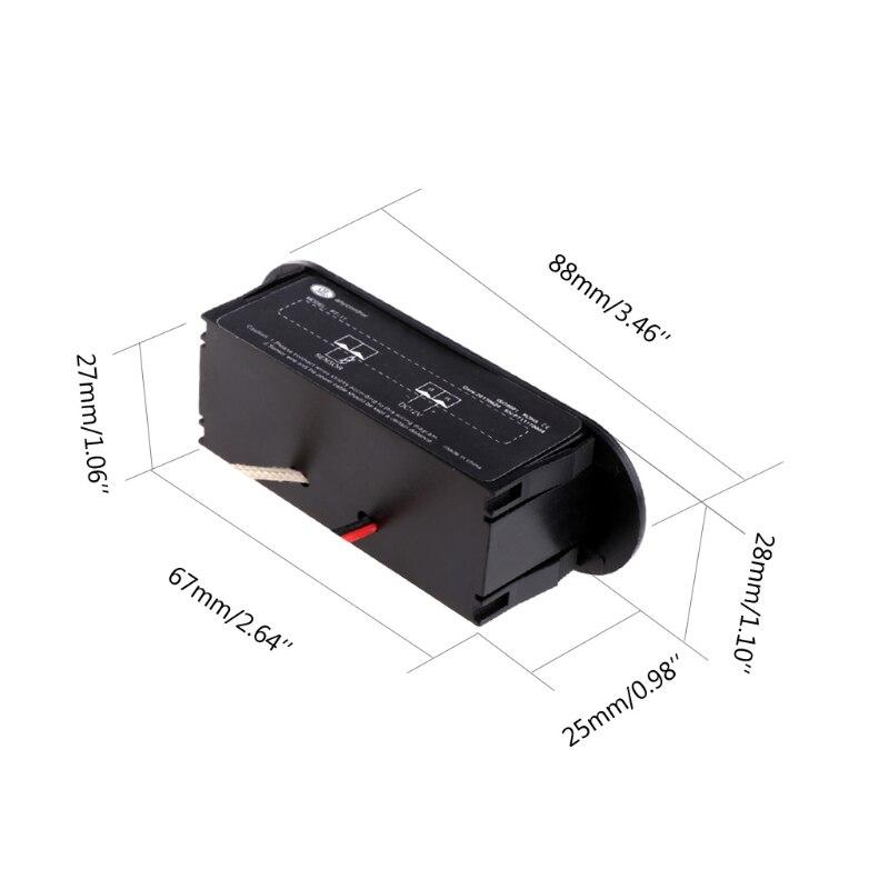 AIMOMETER -20~300 PT-11 Digital Thermometer Temperature Meter Indicator w/ 2M NTC Sensor