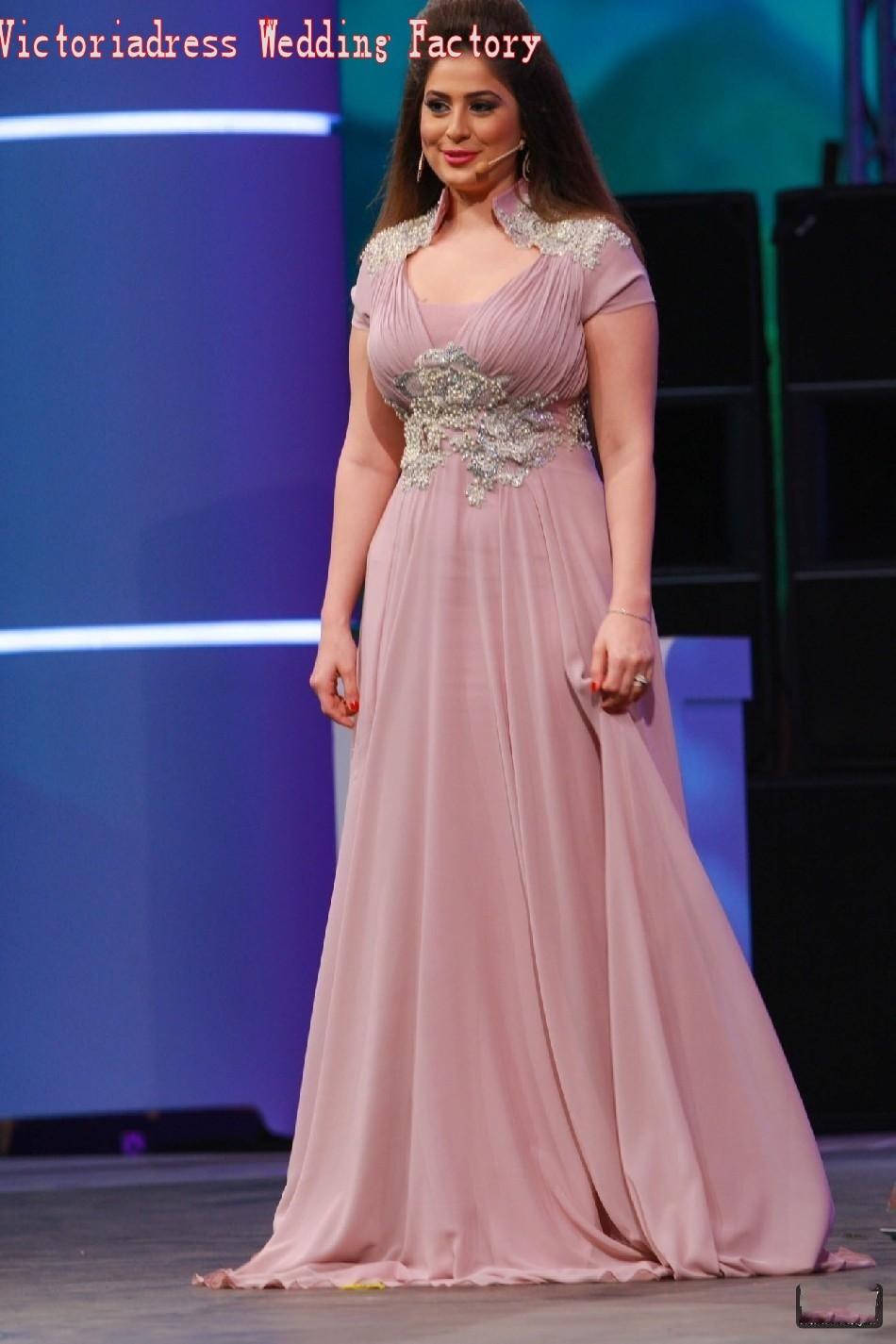 Best evening dresses for plus size