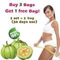 (30 ДНЕЙ ПОСТАВКИ) Чисто гарциния камбоджийская продуктов для похудения потери веса диета продукта Купить 3 получить 1 бесплатно!