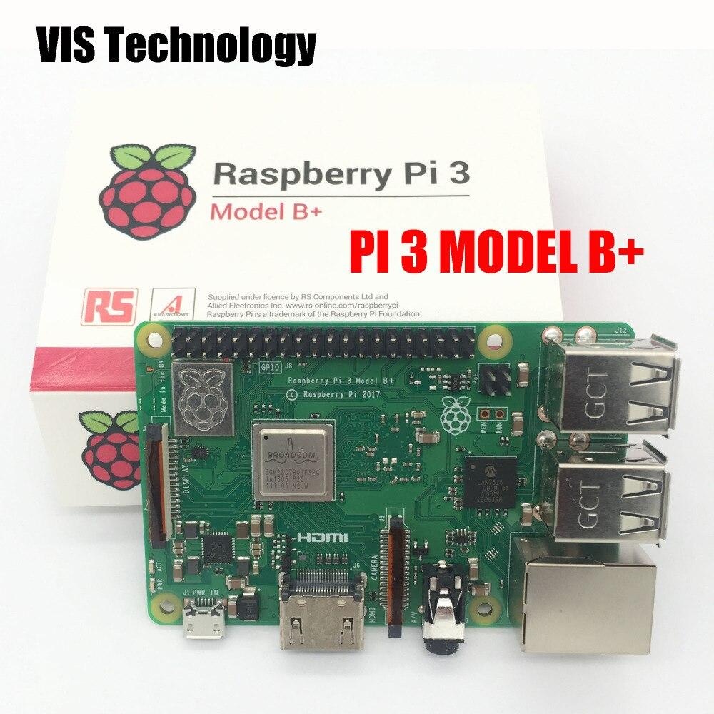 2018 new original Raspberry Pi 3 Model B the Third Generation Pi A 1 4GHz 64