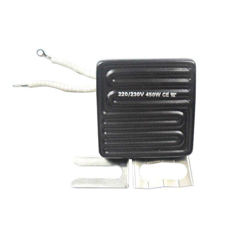 80X80 450 W Infrarouge Top céramique plaque chauffante pour BGA machine IR6000 IR6500 IR8500