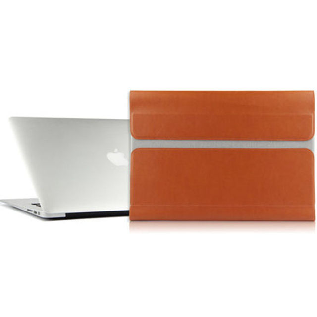 Case Sleeve For Apple Macbook Air 13 3 Inch Laptops Bag Leather File