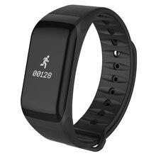 Ограниченное предложение Smart Браслеты F1 крови Давление монитор Фитнес браслет трекер Smart Band Smartband Шагомер Браслет Смарт часы