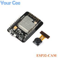 ESP32-CAM Módulo Wifi ESP32 serial para WiFi Placa de Desenvolvimento 5 V Bluetooth com OV2640 ESP32 CAM Módulo Da Câmera Para arduino