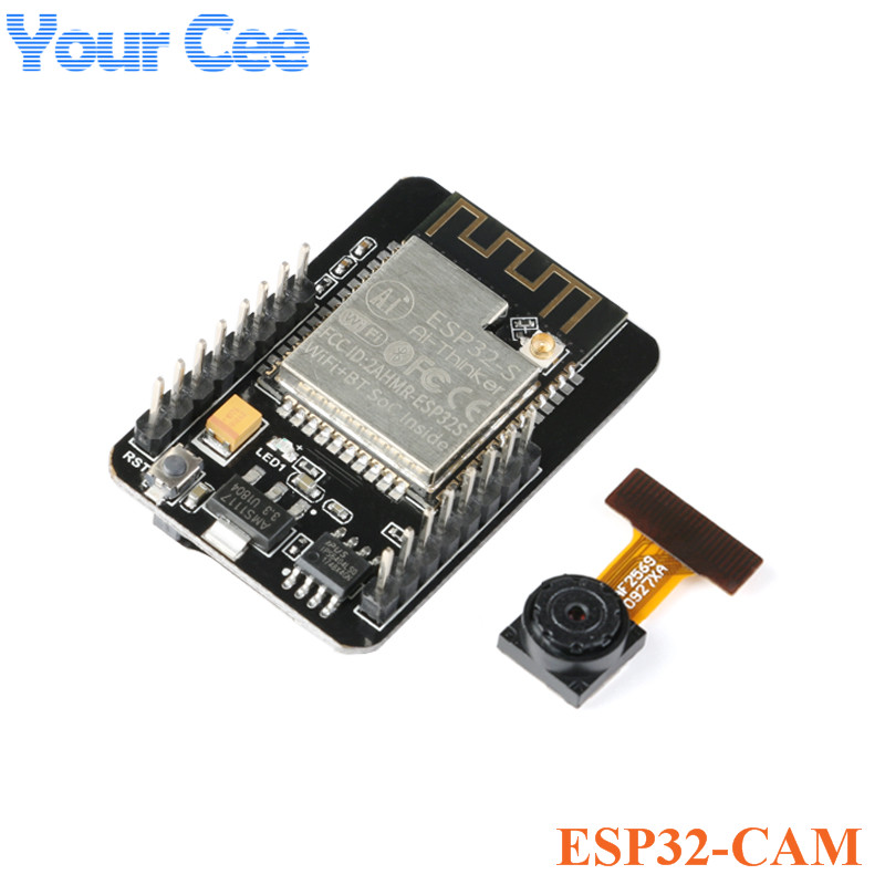ESP32-CAM wifi wifi módulo esp32 serial para wifi esp32 cam placa de desenvolvimento 5 v bluetooth com módulo da câmera ov2640 para arduino