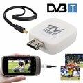 Мини Цифровой DVB-T Micro USB Мобильный HD ТВ-Тюнер Палка Приемник для Android 60P5