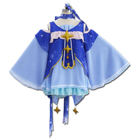 Vocaloid Snow Miku Dress Uniform Outfit Hatsune Cosplay Costumes Halloween Party Cosplay