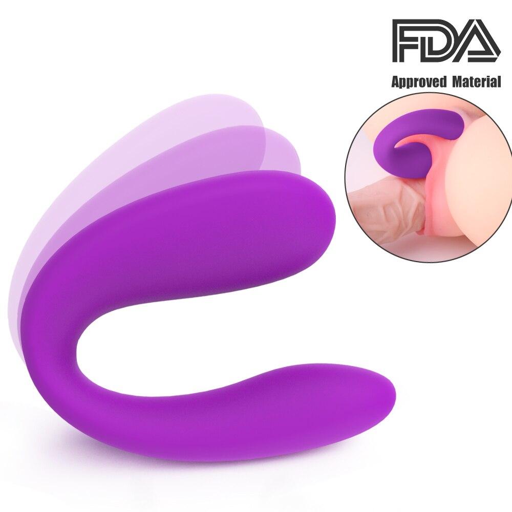 Sex We Share Vibe Female Masturbator G Spot Vibrator Clitoris Stimulator Anal Vibrators For Sex Toys For Women Couples