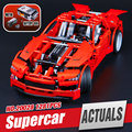 Lepin 20028 technic super series de montaje de automóviles modelo de coche de juguete diy ladrillo bloque de construcción de juguete de regalo para el muchacho regalo de Año Nuevo 8070