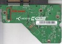 WD HDD PCB Logic Board 2060 701590 000 REV A For 3 5 SATA Hard Drive