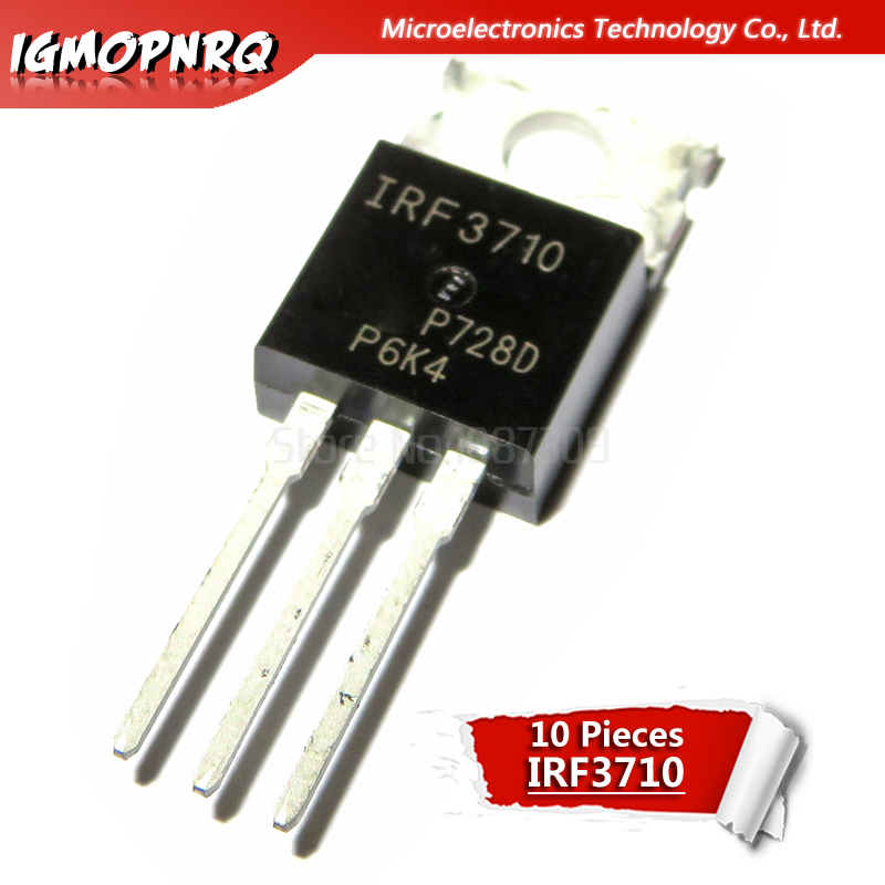 Industrial Electrical Semiconductor Products 20PCS IRF3710 ...