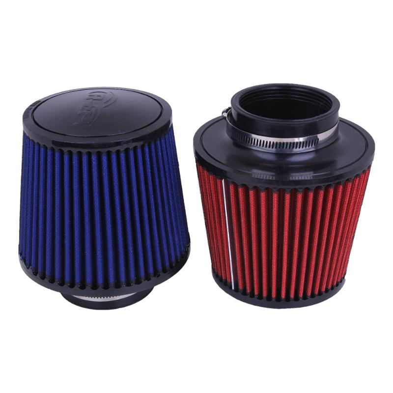 Universal Air Filter 76mm 3 inch Motorcycle Auto Mushroom Head Air Intake Filter Cleaner High flow Car Cold Kits