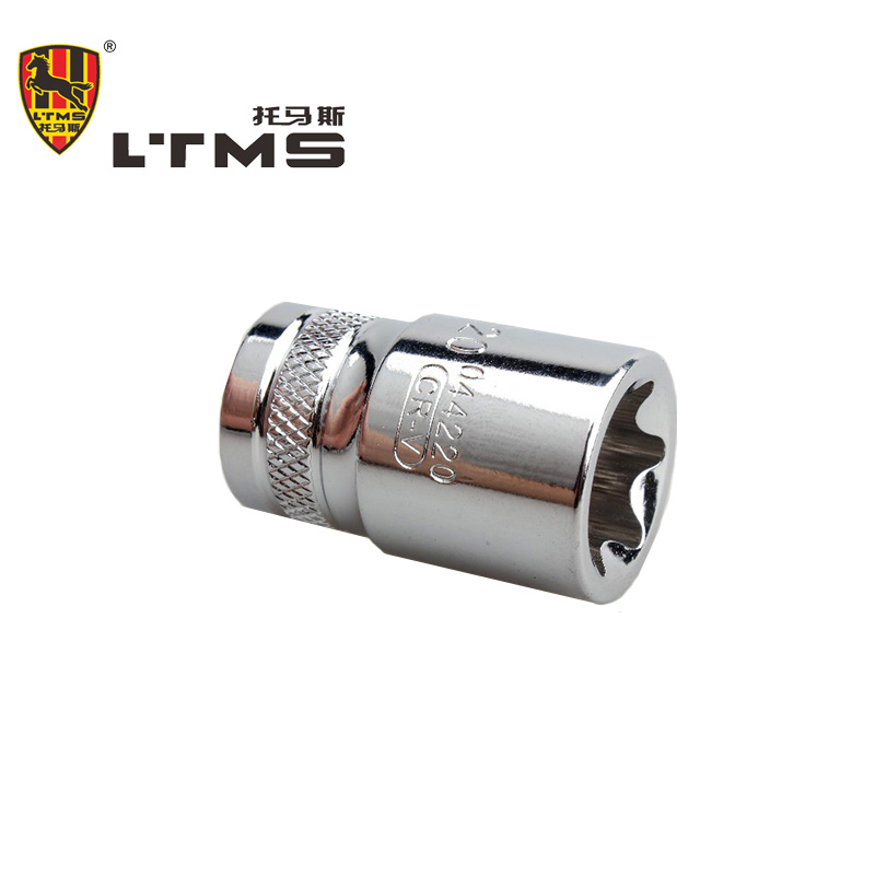 1/2 E20 Short Wrench Socket Hardware Car Repair Hardware Hand Tools Fitting Chrome Vanadium Steel Material Wrench Socket Sleeve  цены
