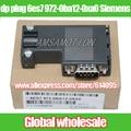 1 unids 6es7 972-0ba12-0xa0 para Siemens dp enchufe/conector de bus profibus DP adaptador para Siemens Electronic Data Systems