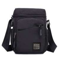 Oxford Cloth Men's Single Shoulder Casual Attire Outdoor Multi Function bag Fashion Men's bag New
