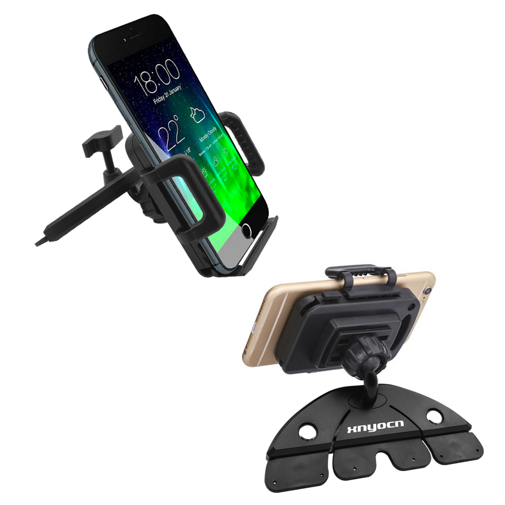 Telefon Autohalter Auto GPS-Halter CD-Halter Handy-Ständer - Handy-Zubehör und Ersatzteile - Foto 3