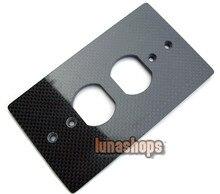 Black Color ACROLINK US without 2 Power Socket Carbon Panel HiFi Top rated 14.9cm 8.7cm
