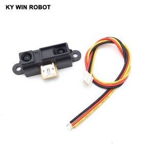 ИК-датчик GP2Y0A21YK0F измерительный датчик расстояния от 10 до 80 см с кабелем для Arduino
