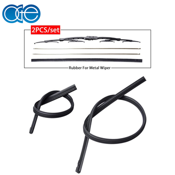 OGE Windshield Wiper Blade Rubber Refills For Toyota RAV4 2013 2014 2015 2016 2017 2018 image