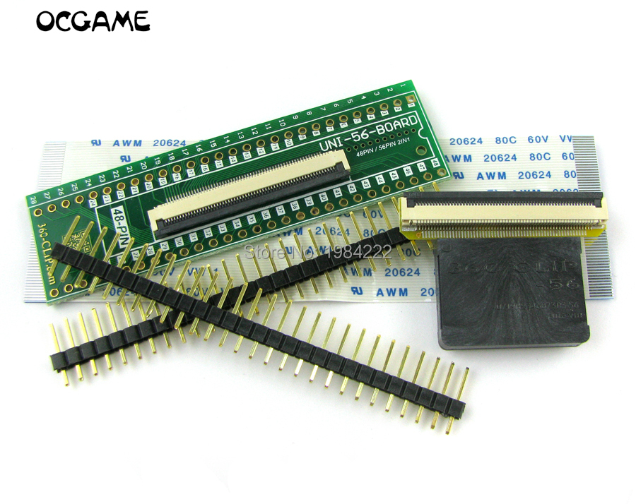 for Playstation 3 ps3 56pin 360 clip NAND Flash Chip OCGAME