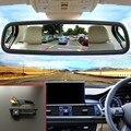 HD CCD Car Rear View Reversa Estacionamento Camera + 5 ''Cor Tft LCD Monitor de Espelho de Carro Para Alfa Romeo Giulietta 940 2010 ~ 2015