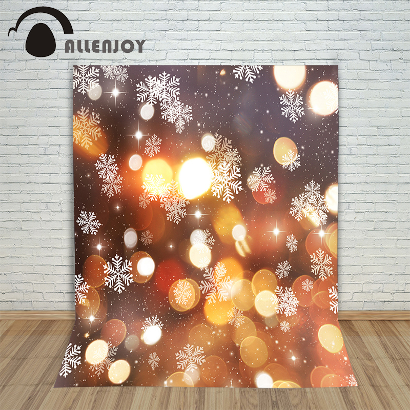 Christmas backgrounds for photography Snow religion light bokeh new year Background photographic cloth children