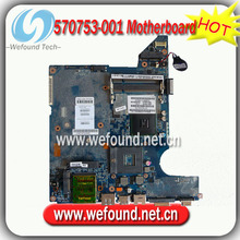 570753-001,Laptop Motherboard for HP DV4 Series Mainboard,System Board