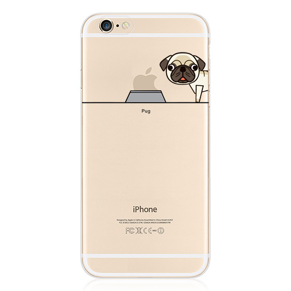 iphone 6 case pug