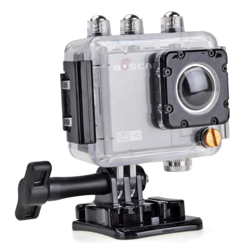 Boscam HD08A 170 deg FPV 1080p Full HD Sports Camera For RC Multicopter free shipping boscam hd08a fpv 1080p full hd mini sports camera for rc multicopte