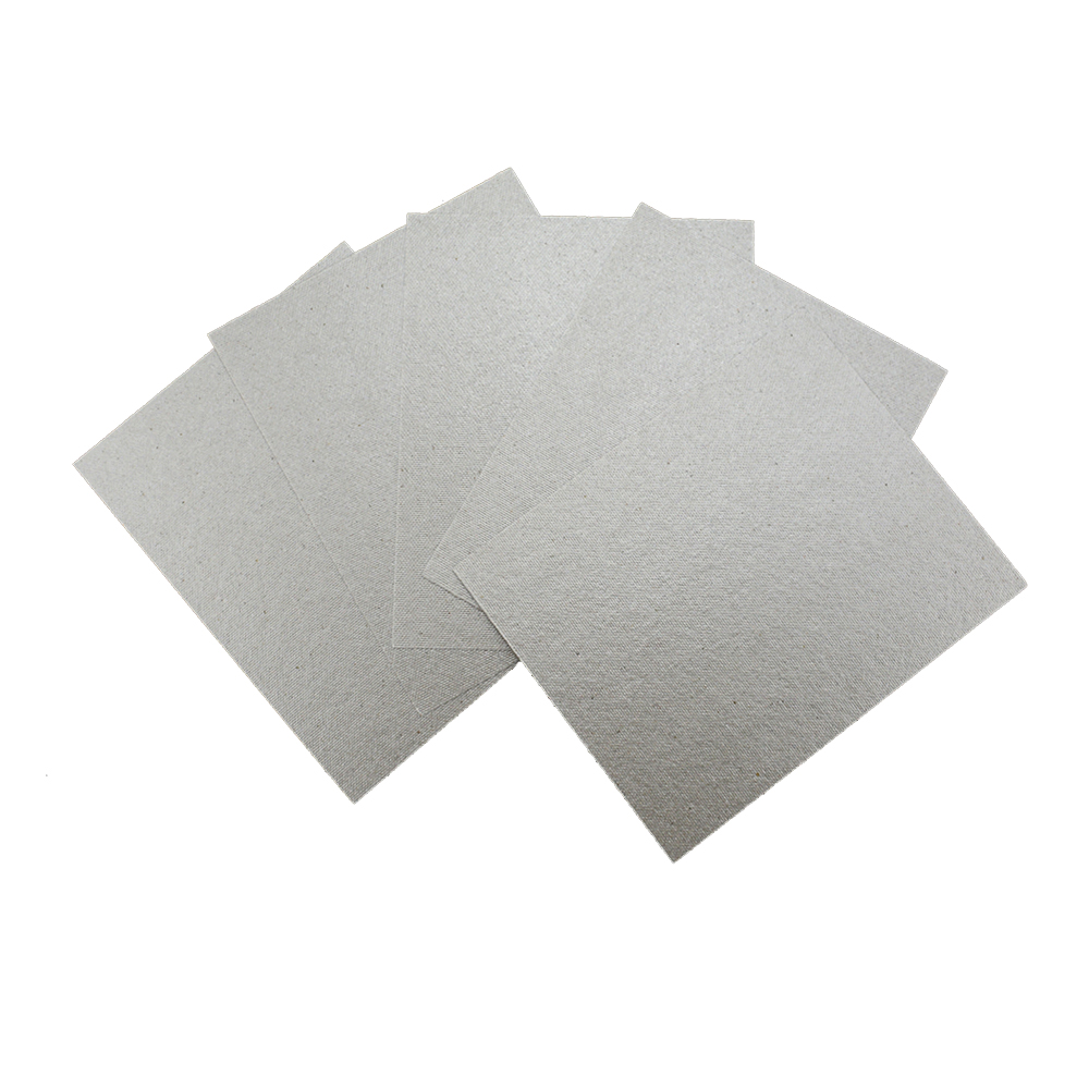 2pcs/lot 15*12cm Spare Parts For Microwave Ovens Mica Microwave Mica Sheets For Midea Magnetron Cap Microwave Oven Plates