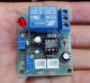 Image 3 - 12 v Automatische Batterie Charge Netzteil Control Schutz Bord Relais Bord entladung controller