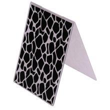 Простая пластиковая папка с тиснением для скрапбукинга DIY открытки в альбом инструмент для фотоальбома бумажная карта украшение для альбома принадлежности