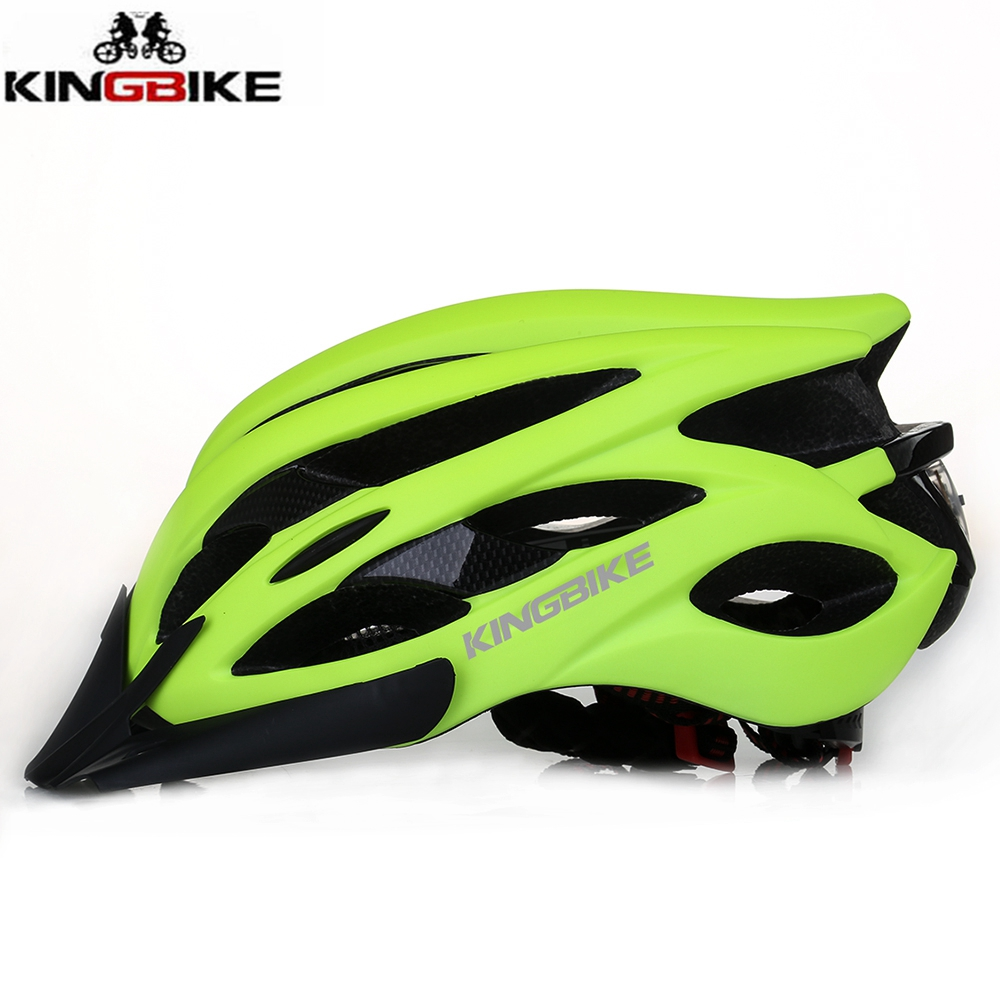 2018 NEW Men's Bicycle Cycling Helmet EPS+PC Integrally-molded Ultralight Adult Mountain Road MTB Bike Helmet Capacete Ciclismo