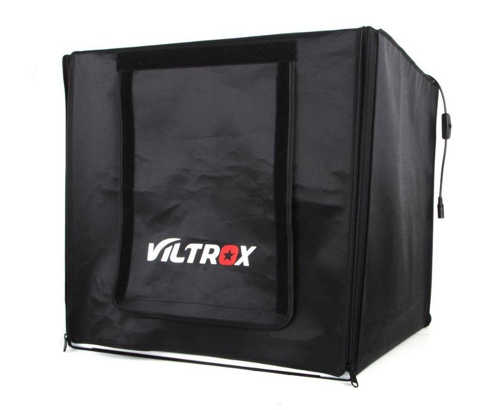 ФОТО Product New Viltrox 40*40cm LED Tent Softbox Photo Studio  Soft Box Shooting Light  & AC Adapter for life Shooting