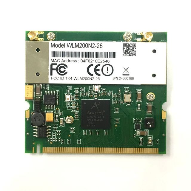 802.11BG HIGH POWER WIRELESS LAN MINIPCI CARD DRIVER PC