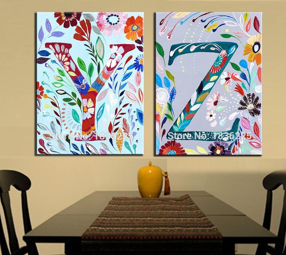 canvas letter art bogas gardenstaging co