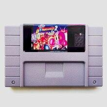 Bomberman II de 16 bits 46 pinos Grande Cinza Cartão de Jogo Para O Jogador Do Jogo NTSC