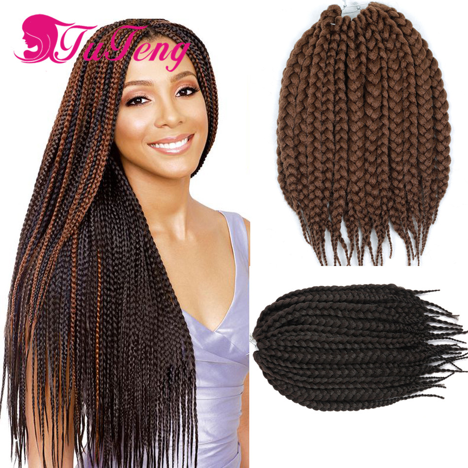 Cheap Crochet Box Braids : box braids crochet braid havana mambo twist synthetic hair extensions ...