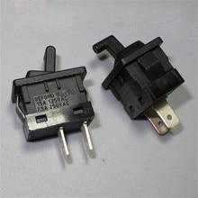 Специальный рычаг типа кулисный переключатель CRT-1115 с серебряным контактом ВКЛ-ВЫКЛ для 7.5A 250VAC или 15A 125VAC