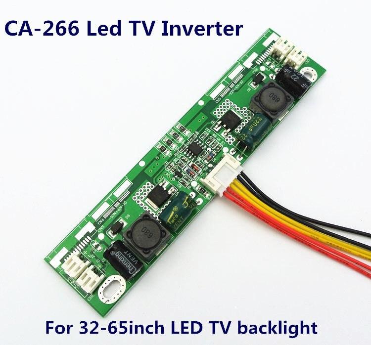 CA-266 12V-28V Input 26-65inch LED TV Backlight Board Led Universal Inverter Constant Current Board