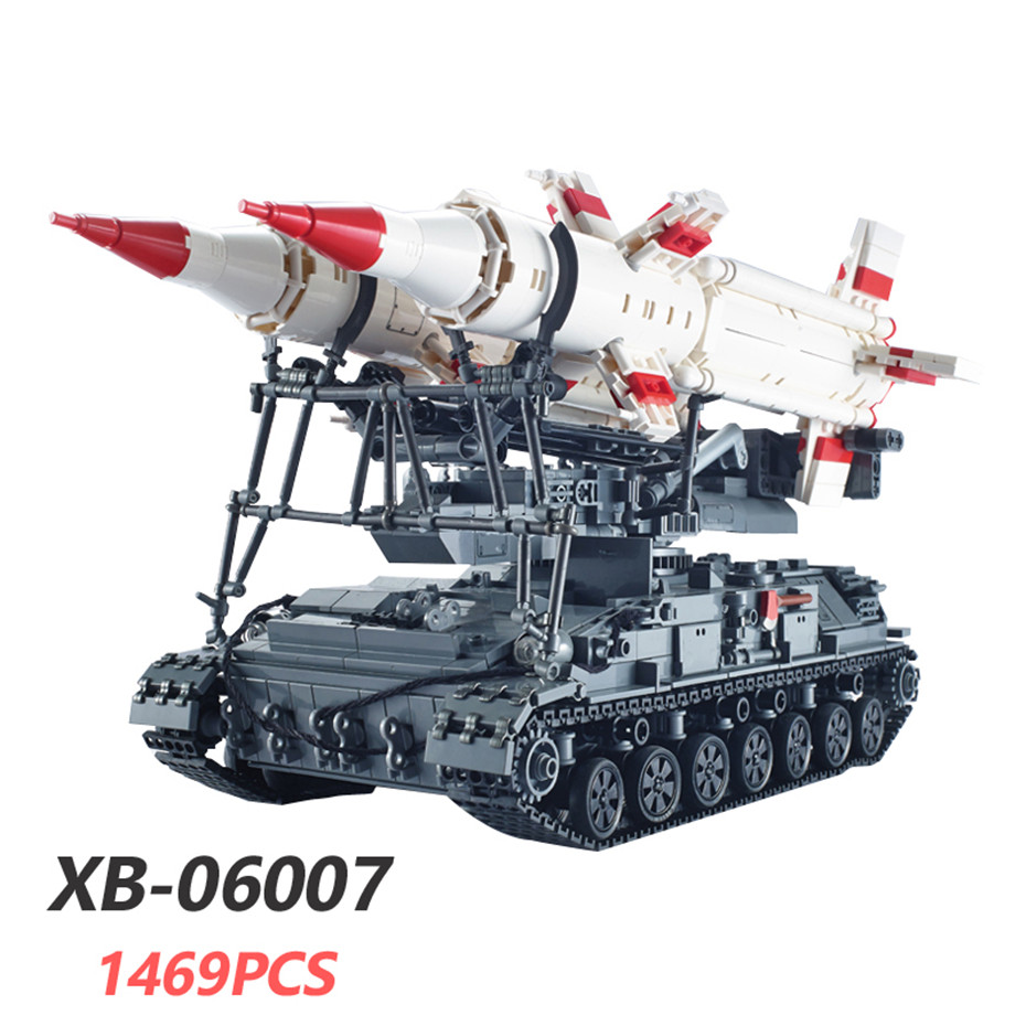 xingbao 0600106004060050600606007 armas militares serie tanque missle 05