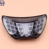 Motorcycle LED Rear Turn Signal Tail Stop Brake Light Warning Lamp Integrated For Honda CBR 600 CBR600 F4 1999 00 F4I 2004 2006